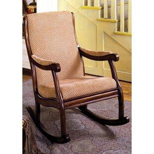 Astoria Grand Rollison Rocking Chair