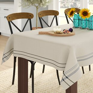 Hocker Stripe Tablecloth