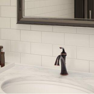 Symmons Elm Single Hole Bathroom Faucet w..