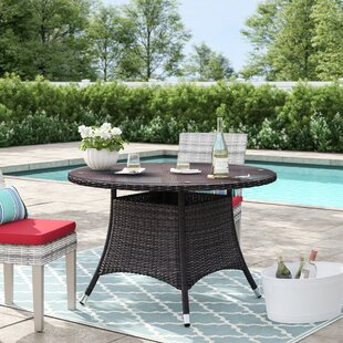 Brentwood Outdoor Patio Dining Table