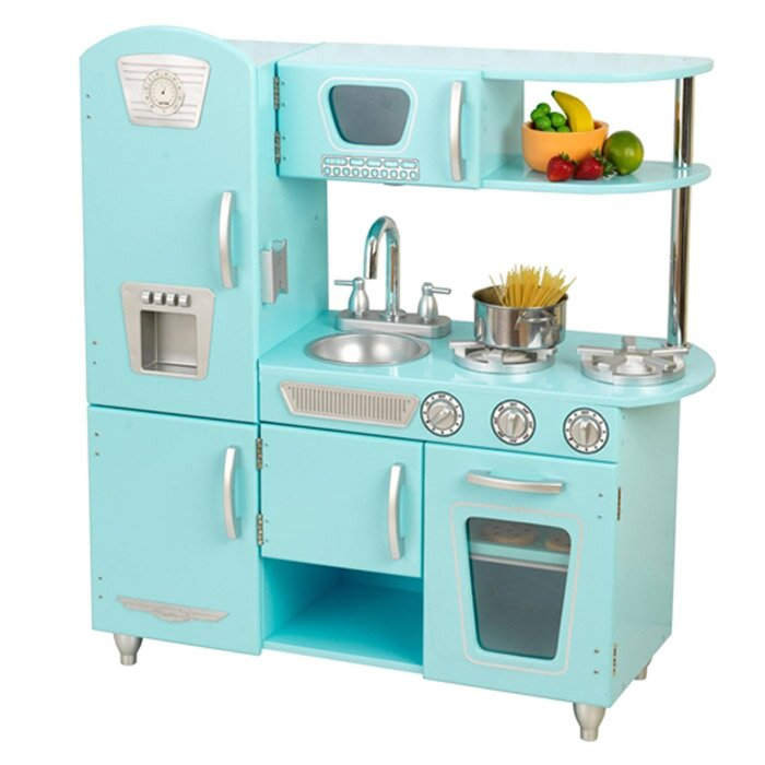 KidKraft Vintage Kitchen Set & Reviews   Wayfair.ca