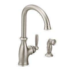 2 Hole Moen Kitchen Faucets You Ll Love Wayfair