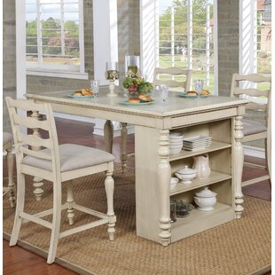 Ashcraft 5 Piece Pub Table Set One Allium Way