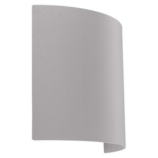 Brayden Studio Morgan 4-Light Outdoor Flush mount