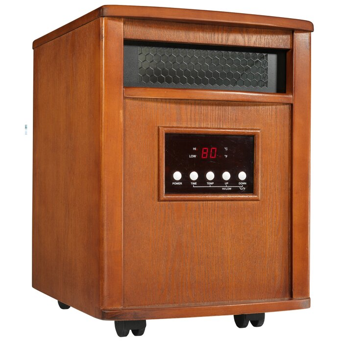 Dynamic Infrared 1,500 Watt Portable Electric Infrared Cabinet ...