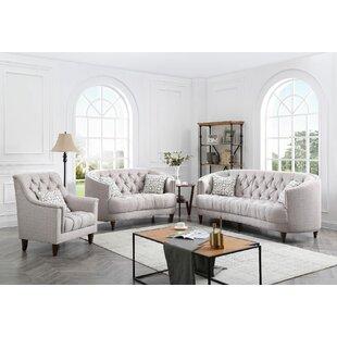 Jordynn Configurable Living Room Set