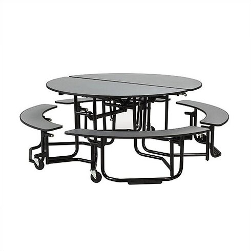Uniframe 82 Round Cafeteria Table