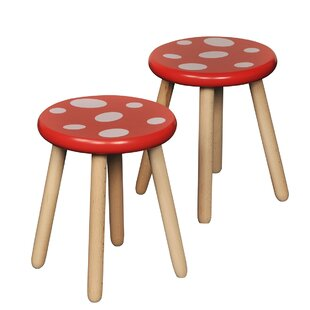 Louie Stool By Harriet Bee
