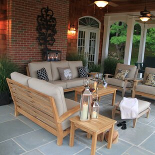 Rosecliff Heights Boyle Deep Seating Group with Cushions