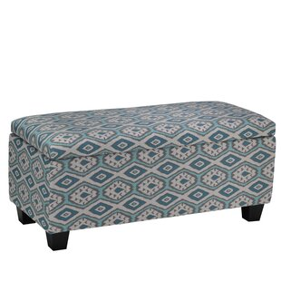 Cortesi Home Yarka Storage Ottoman