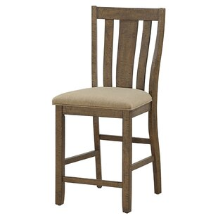 Manseau Bar Stool (Set of 2) Loon Peak