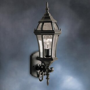 Connan 1-Light Outdoor Wall Lantern