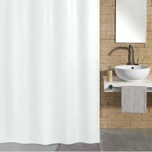 Palmore Fabric Shower Curtain