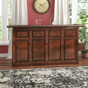 Sherri Bar with Wine Storage by Darby Home Co