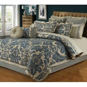 Buy Lawton 4 Piece Reversible Comforter Set!