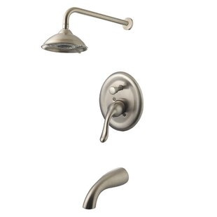 Single Handle Tub and Shower Faucets ByYosemite Home Decor