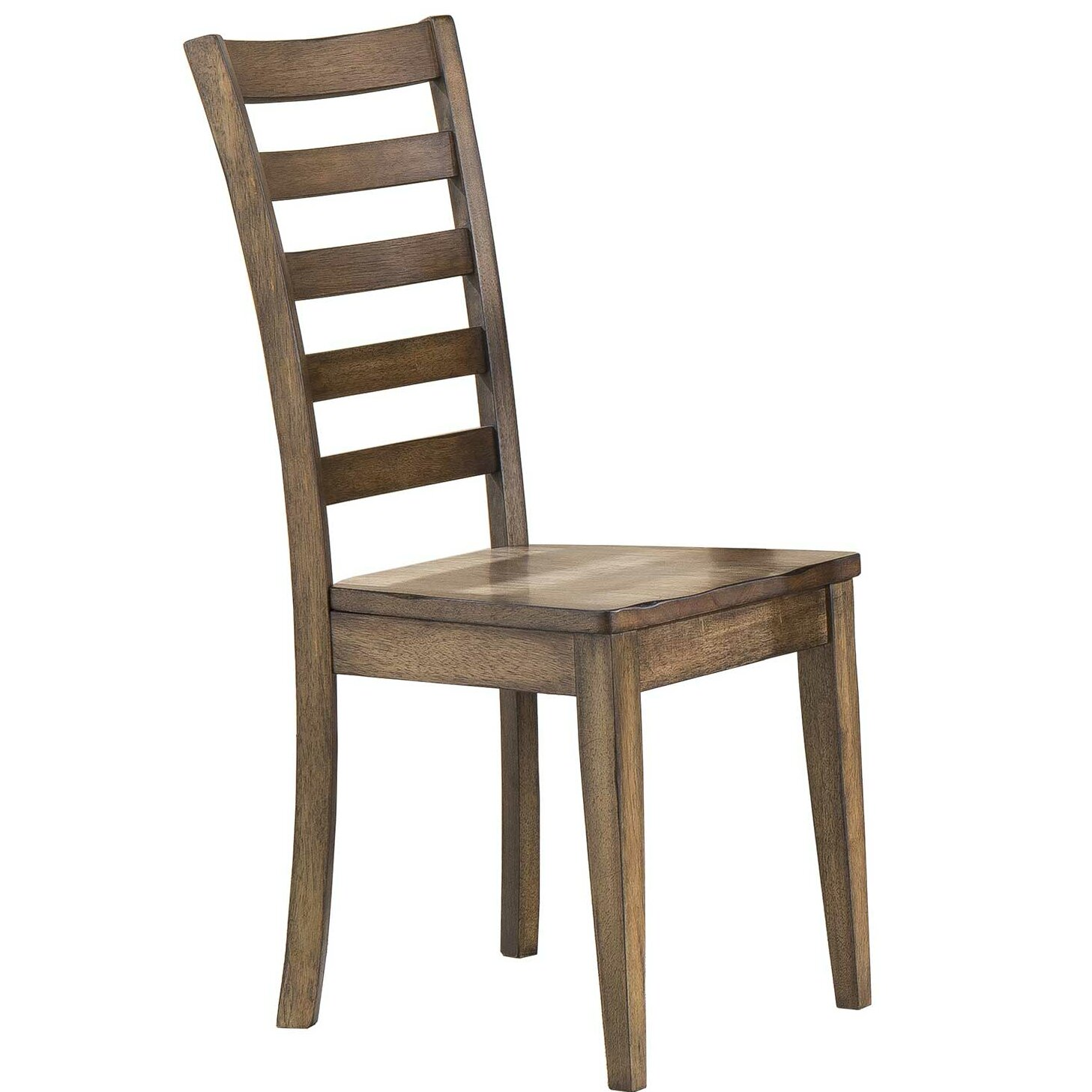 Rosecliff Heights Rutledge Ladderback Solid Wood Dining Chair Reviews Wayfair