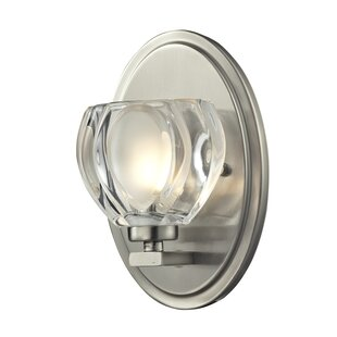 Winston Porter Whaley 1-Light Bath Sconce