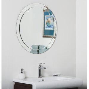 Bathroom Wall Mirror 18 inch mirror | wayfair