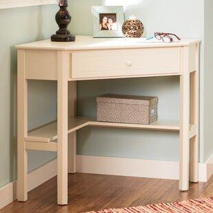 Andover Mills Daniel Half Moon Corner Desk