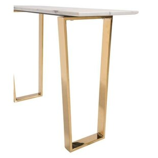 Laramie Console Table by Everly Quinn