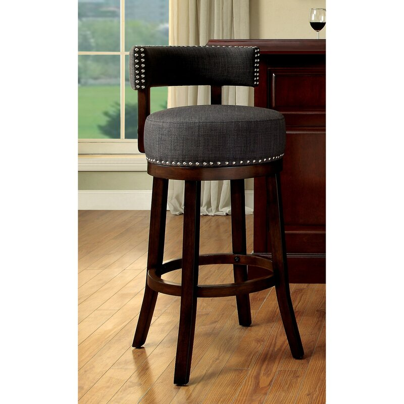 Norden Bar Counter Swivel Stool