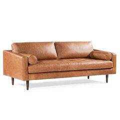Fantastic Flexsteel Leather Sofa Wayfair Ibusinesslaw Wood Chair Design Ideas Ibusinesslaworg