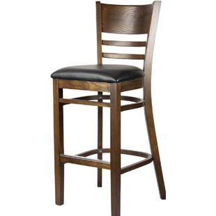 Compare prices 43 Bar Stool by MKLD Furniture Reviews (2019) & Buyer's Guide