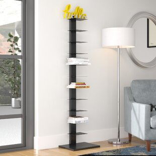 Best Price Xanthe Standard Bookcase By Mercury Row