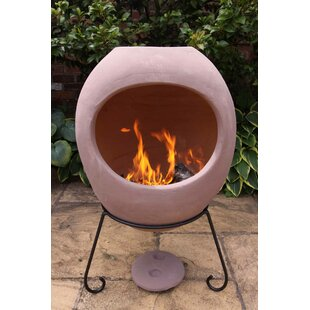 Ellipse Chiminea Image