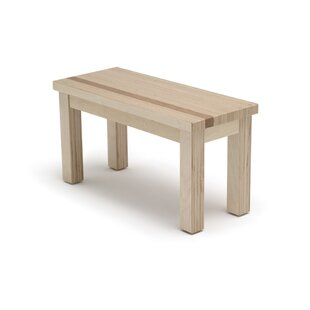 Narrative Structure Wooden Bench by Conte..