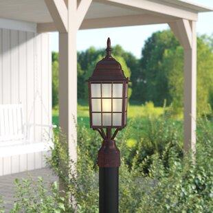 Sorrells Outdoor 1-Light Lantern Head by Charlton Home