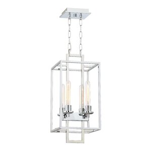 Gretna 4-Light Foyer Pendant