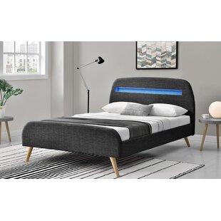 Alba Upholstered Bed Frame By Fjørde & Co
