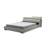 Perlas Upholstered Platform Bed by Latitude Run