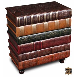Eufaula Books 4 Drawer Accent Chest