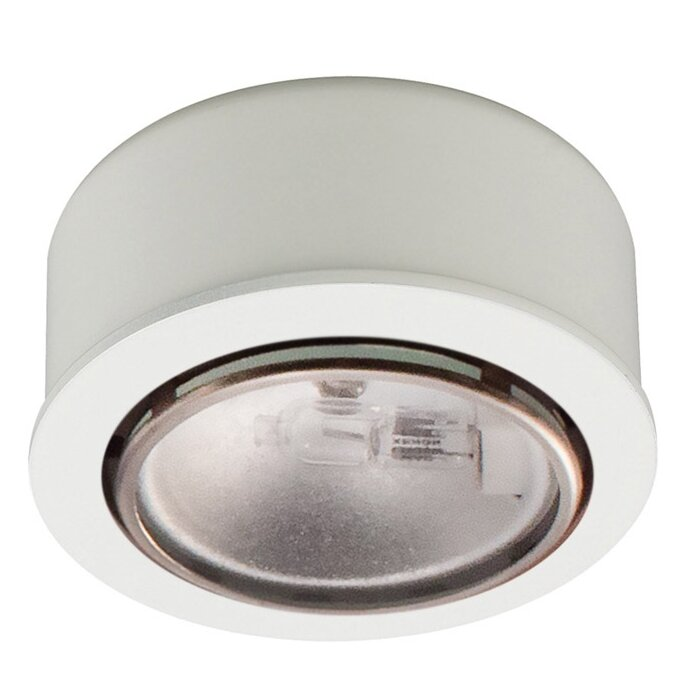 Wac lighting 2625 under cabinet puck light reviews wayfair 2625 under cabinet puck light aloadofball Image collections