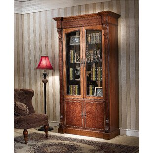 Charis Two-Door Standard Bookcase