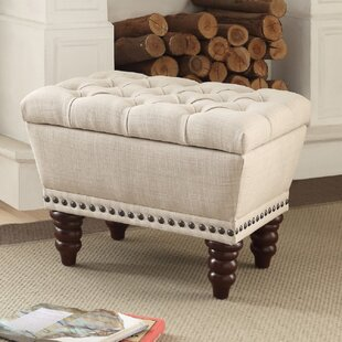 Gwyneth Upholstered Storage Bench