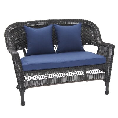 Pleasing Birch Lane Heritage Alburg Loveseat With Cushions Fabric Cjindustries Chair Design For Home Cjindustriesco