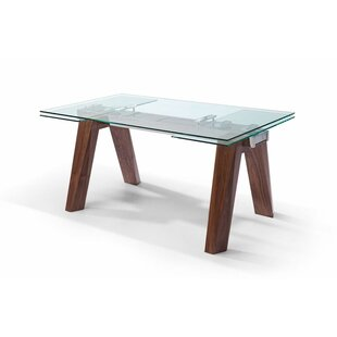 Valencia Extendable Dining Table Whiteline Imports