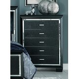 Sharla 5 Drawer Chest by House of Hampton®