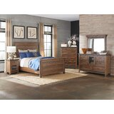 Dunagan Platform Configurable Bedroom Set by Loon Peak