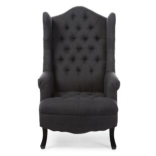 Berghoff Wingback Chair by Astoria Grand