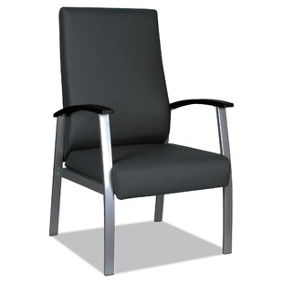 Cinda High-Back Lounge Chair by Symple Stuff