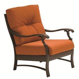 Tropitone Ravello Patio Chair with Cushions