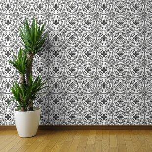 Chisato Spanish Tile Removable Wallpaper Roll