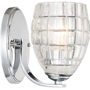 Kunal 1-Light Bath Sconce by O..