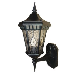 Gaddy 1-Light Outdoor Wall Lantern