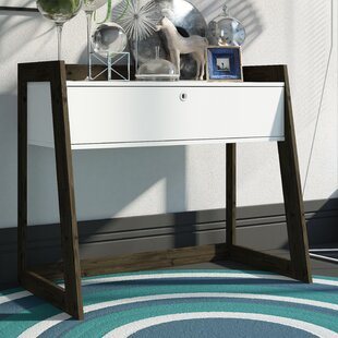 Bower Entryway Table with 1 Drawers by Ivy Bronx